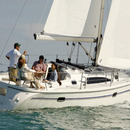 Sailing Boat Chasen the Wind (2Cab)
