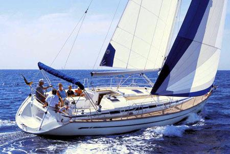 Sailing Boat Economic 44 Italy (4Cab)