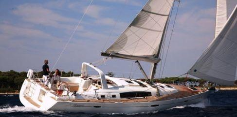 Sailing Boat Leandros (5Cab)