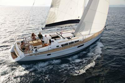 Sailing Boat NEW (4Cab)