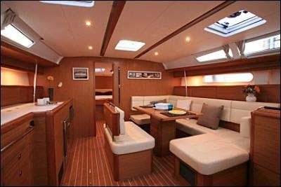 Sailing Boat Rita (4Cab) from 84121 Salerno, Italy on erento.net