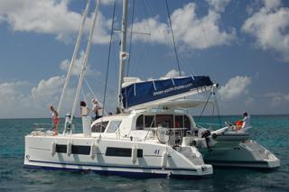 Sailing Boat Tchaikovski (4Cab)