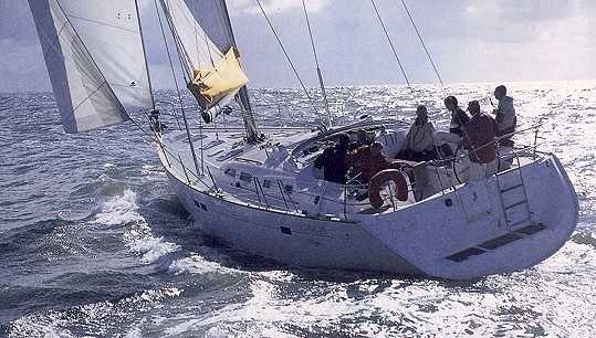 Sailing Boat Too (4Cab)