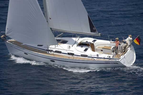 Sailing Boat Vittoria (3Cab)