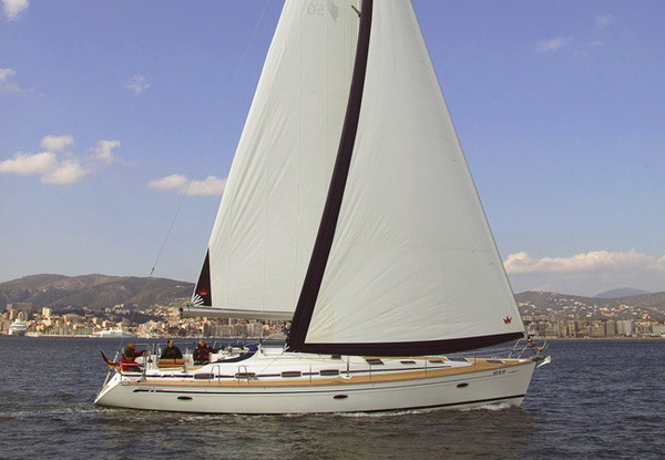 Segelyacht Anuska (5Cab)