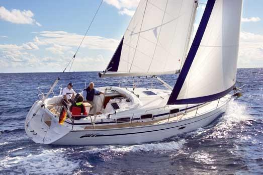 Segelyacht El Principe Azul (3Cab)