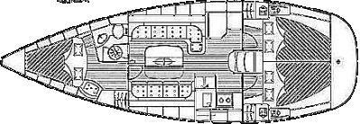 Yacht - Segelyacht El Principe Azul (3Cab)