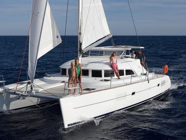 Segelyacht Lagoon 380 (6Cab)