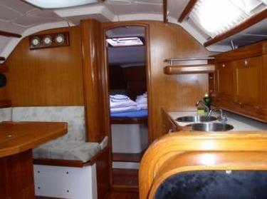 Segelyacht Meltemi (3Cab) aus www.rentabo.com bei erento.com