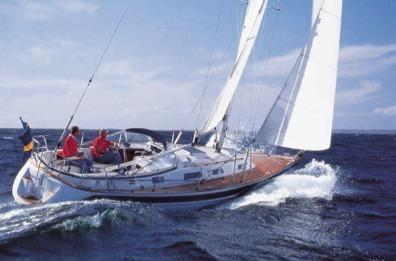 Segelyacht Peter Pan (2Cab)