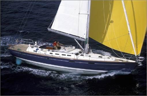 Segelyacht Sea Star (5Cab)