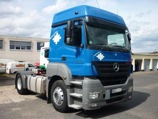 LKW Sattelzugmaschine Mercedes Benz Axor 1843 LS Angebot