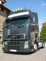 Sattelzugmaschine Mega Volvo FH 440 4x2 alter Tachograph