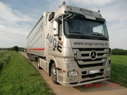 Sattelzugmaschine Mercedes-Benz Actros 1844 LS Megaspace