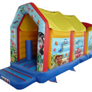 Children's Bouncy Castle 'Fun Run' Hire - Sheffield