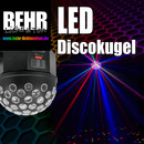 LED Discokugel Lichteffekt / Beleuchtung f�r Party/Event