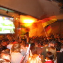 Fussball EM 2016 - Public Viewing - Video, Ton, Licht