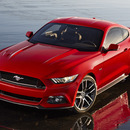 Ford Mustang 2.3 EcoBoost Fastback - neues Modell 2015 - ab August 2015 verf�gbar!