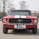Ford Mustang Coup� V8 Oldtimer selbst fahren, Baujahr 1967