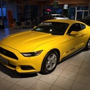 Ford Mustang V6 Coupe 3.7 l Modell 2015 (amerikanische Ausstattung)