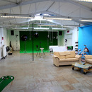 Greenscreen, Greenbox Studio 200qm - Foto & Video Studio - Tageslicht - Mietstudio - Mitten in K�ln