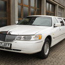 Lincoln Stretchlimousine mit Chauffeur