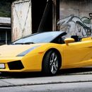 Lamborghini Gallardo Spyder, 520 PS, 10 Zylinder Super Sound