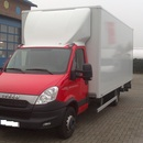 Iveco Daily 7 to mit LBW Nutzlast: 2.875 kg