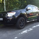 Ford Ranger Pick-Up mit Anh�ngerkuplung