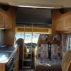 Motorhome - ELDDIS SUNSTYLE 180 6 berth with all the extras including gas central heating, h/c water, shower w/c, tv, fridge, and lots more