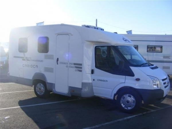 FORD CI CARIOCA 200 - 2011 model Motorhome - 4 berth from RG9 4NR on erento.co.uk