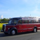Mercedes Benz O 3500 Oldtimer Bus