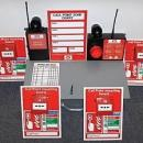 Mobile Remote Fire Alarm System
