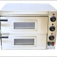 Pizza Twin Deck Oven - Electric