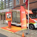 Infowheels / Infomobil / Promotionfahrzeug / mobiler Showroom