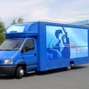 Show- und Promotiontruck / mobile entertainment