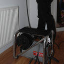 240v Steam Wallpaper Stripper Hire