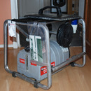 Wallpaper Stripper Hire - 110V Steam